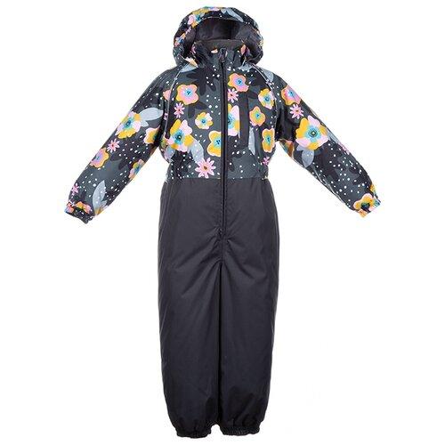 Комбинезон Huppa Willy 1 31900120-819 размер 92, 81948 gray pattern/ dark gray куртка huppa isla 17820020 размер 116 73320 white pattern gray