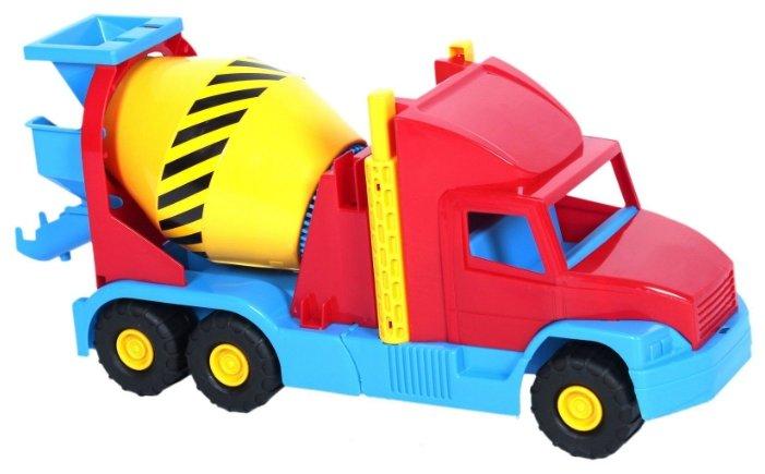 Бетономешалка Wader Super Truck 58.5 см разноцветный 36590