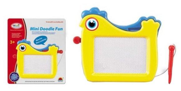 Доска для рисования детская Наша игрушка Курочка (100824214)
