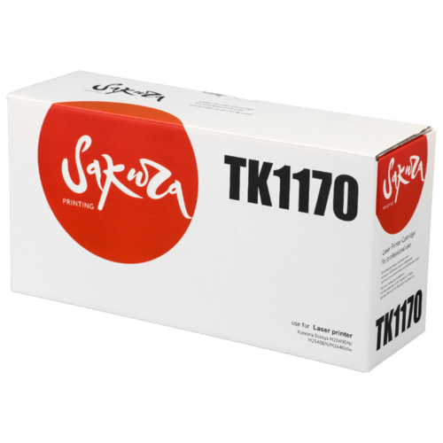 Фото - Картридж Sakura TK1170, совместимый картридж sakura tk1170 совместимый