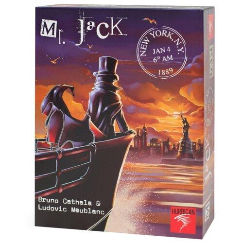Купить Настольная игра Hurrican Мистер Джек в Нью-Йорке, Настольные игры