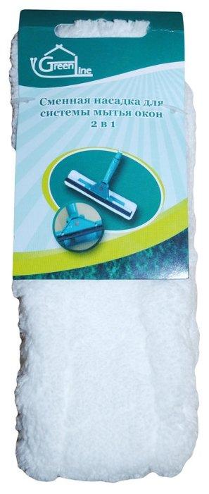 Насадка Green Line сменная для системы мытья окон 2 в 1 45233-4899