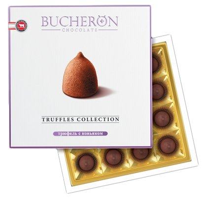 Набор конфет Bucheron Трюфель с коньяком 225 г