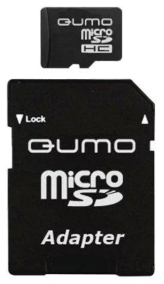 Карта памяти MicroSD 64GB SanDisk Class 10 High Endurance + SD адаптер Sandisk SDSDQQ-064G-G46A