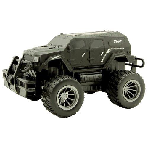 цена на Внедорожник Balbi SWAT (RCO-1401 BL/Grey) 1:14 графитовый серый