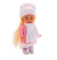 Кукла Карапуз Hello Kitty Моя подружка Машенька в зимней одежде, 12 см, MARY012X-HK