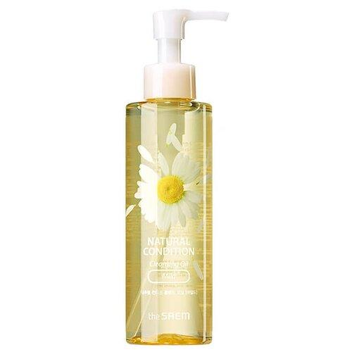 The Saem мягкое гидрофильное масло с экстрактом ромашки Natural Condition, 180 млОчищение и снятие макияжа<br>