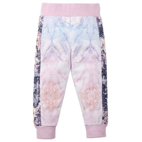 Спортивные брюки Free Age размер 98, розовый, Брюки  - купить со скидкой