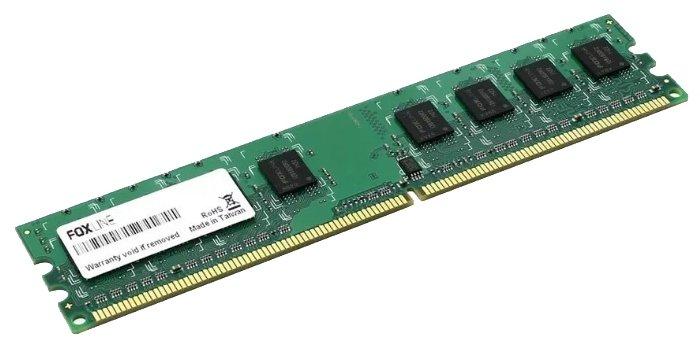 Оперативная память Foxline FL667D2U5-2G