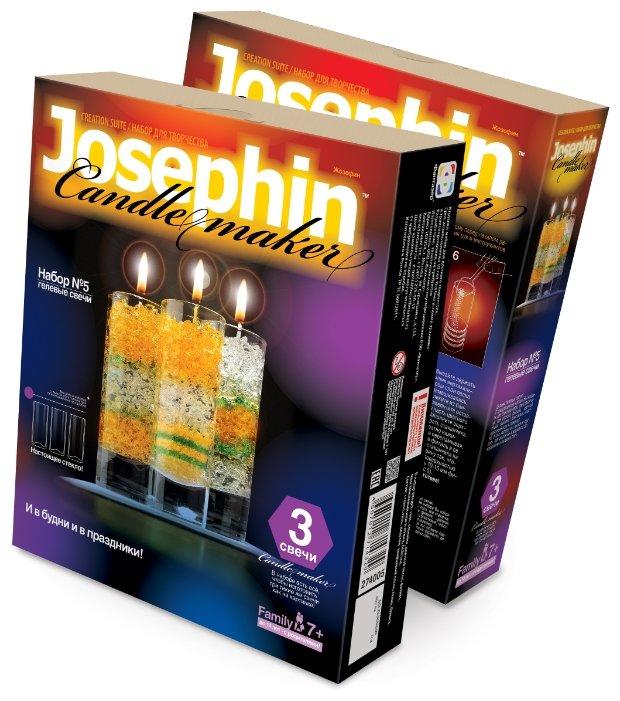 Josephin Гелевые свечи Набор №5 (274005)
