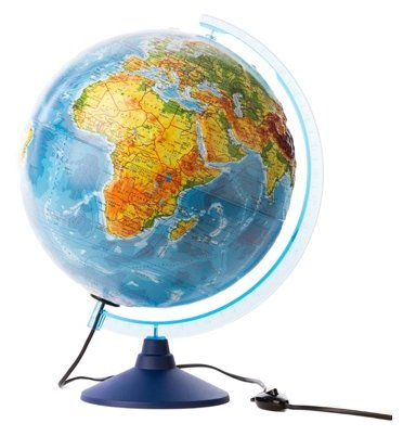 Глобус физико-политический Globen Классик Евро 320 мм (Ке013200233)