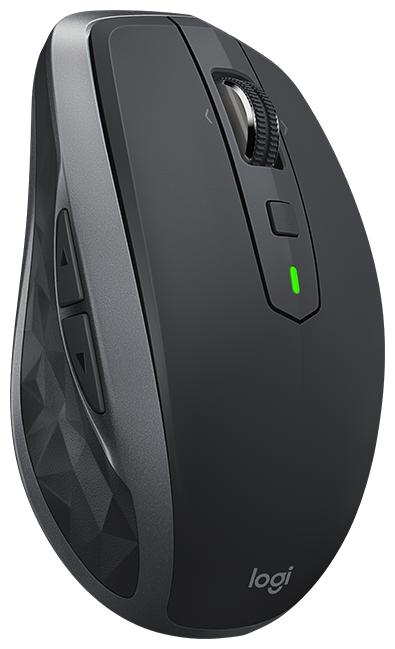 Мышь Logitech MX Anywhere 2S Graphite Black Bluetooth