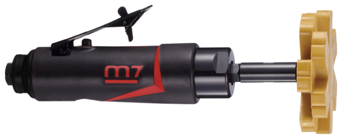 Прямая пневмошлифмашина Mighty Seven QB-812T