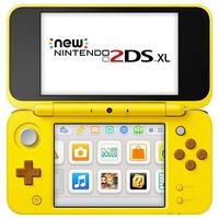 Игровая приставка Nintendo New 2DS XL Pikachu Edition