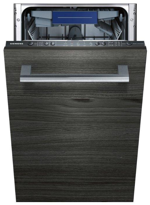 Посудомоечная машина Siemens iQ100 SR 615X72 NR