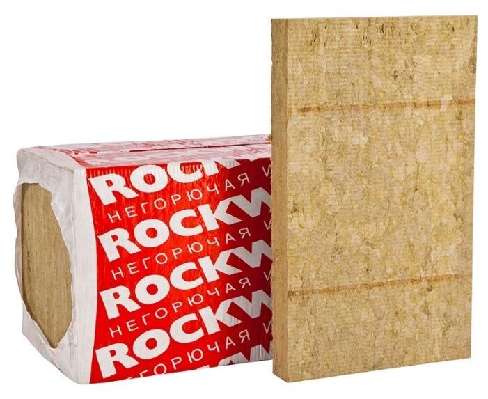 Каменная вата Rockwool Венти Баттс Д Оптима 1000x600х180мм 3 шт