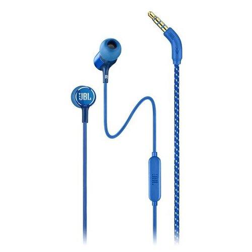 Наушники JBL Live 100 blue