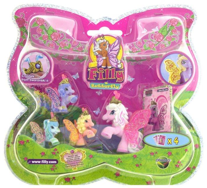 Игровой набор Filly Butterfly Волшебная семья Валентина M770041-3850