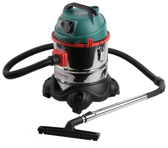 Профессиональный пылесос Hammer PIL20A 1400 Вт