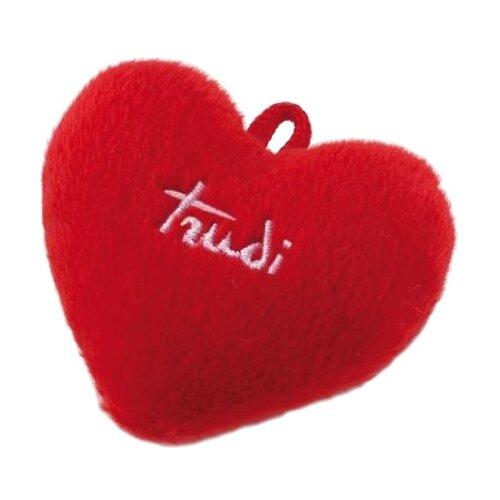 Фото - Игрушка-брелок Trudi Сердечко 9 см scb271028 металлическая подвеска сердечко белая ножка 9 см сердечко 5 3 см scrapberry s