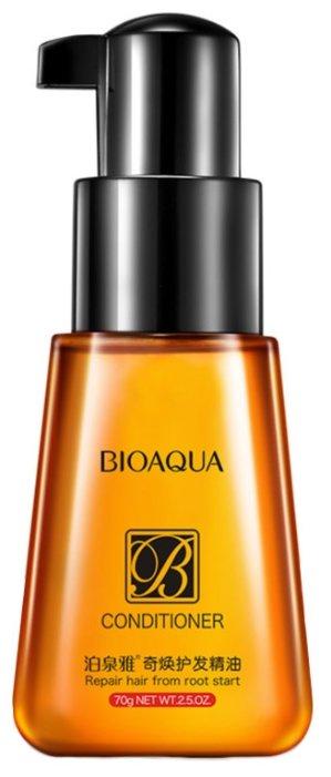 BioAqua Флюид для гладкости и блеска волос