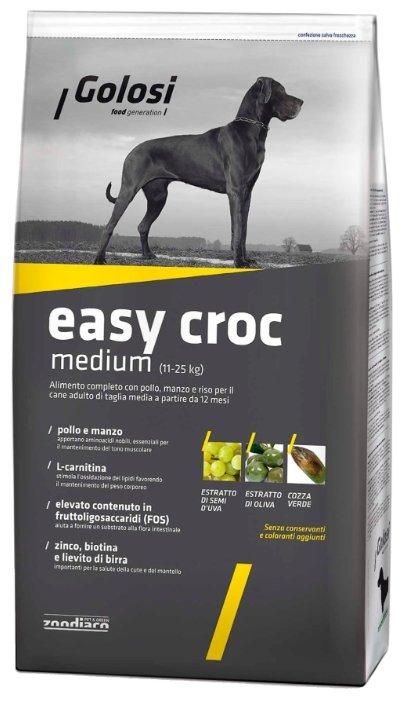 Корм для собак Golosi Easy Croc Medium (11-25 kg)