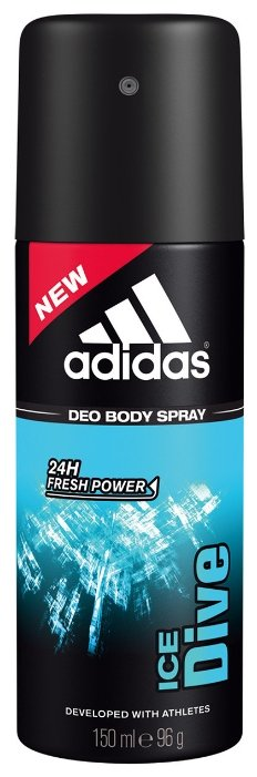 Дезодорант спрей Adidas Ice Dive