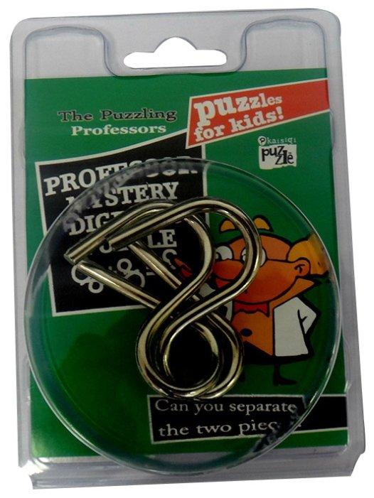 Головоломка Kaisiqi Puzzle The Puzzling Professors Professor Mystery Цифра (5573)