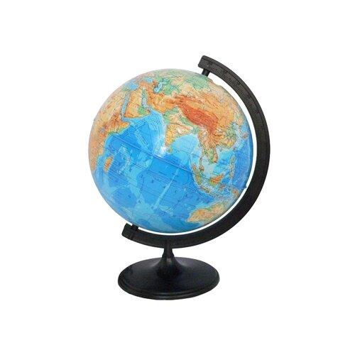 цена на Глобус физический Глобусный мир 320 мм (10014) черный