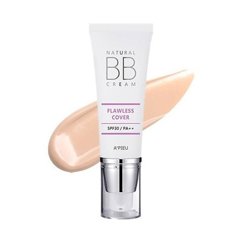 A'PIEU Natural BB крем Flawless Cover SPF30 40 мл