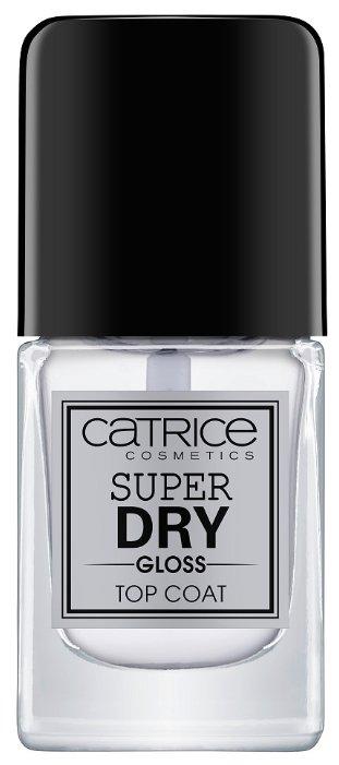 Верхнее покрытие CATRICE CATRICE Super Dry Gloss Top Coat 10.5 мл
