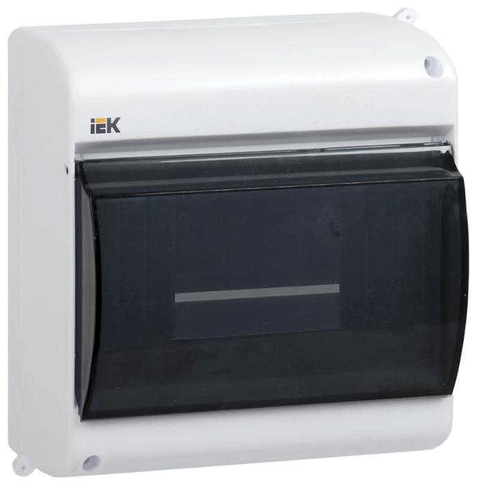 Щит распределительный IEK навесной, модулей: 4 MKP42-N-04-30-12