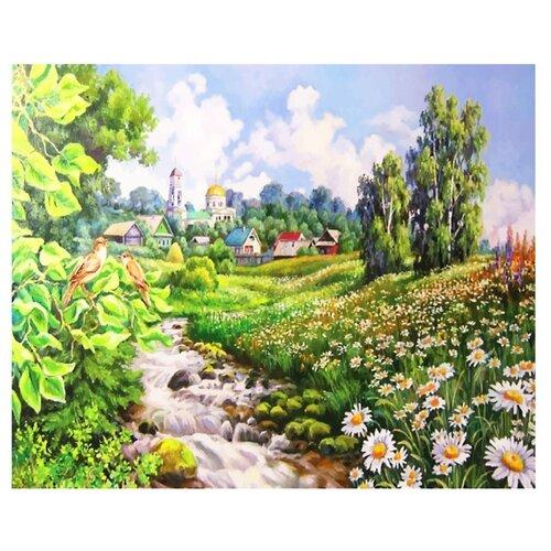 Купить Color Kit Картина по номерам Бежин луг 40х50 см (CG833), Картины по номерам и контурам