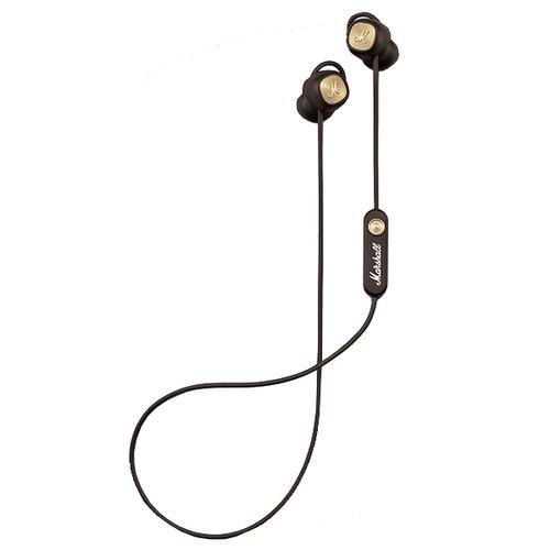 Наушники Marshall Minor II Bluetooth brown