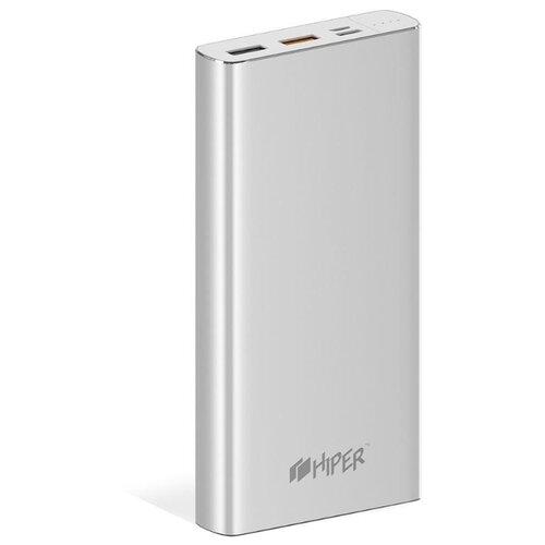Аккумулятор HIPER MPX15000, silver