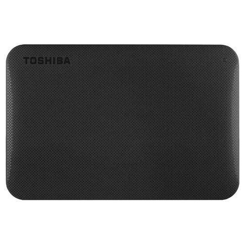 Внешний HDD Toshiba Canvio Ready 4 ТБ черный hdd toshiba 500gb canvio connect ii blue