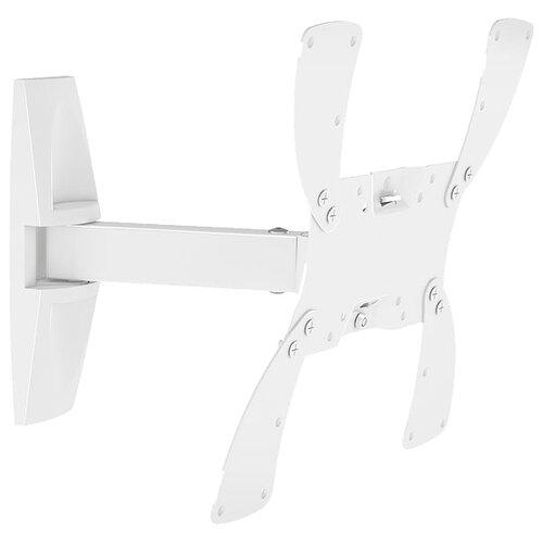 Фото - Кронштейн на стену Holder LCDS-5020 белый кронштейн для телевизора holder lcds 5020 белый