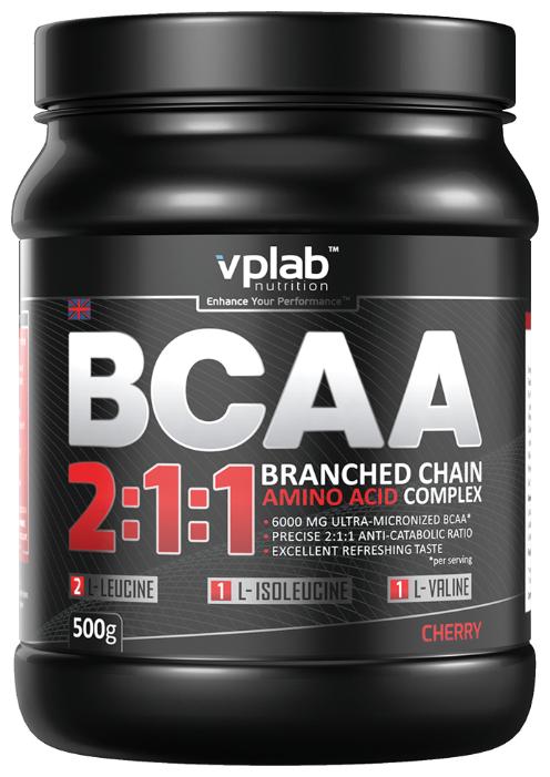 BCAA VP Laboratory BCAA 2:1:1 (500 г)