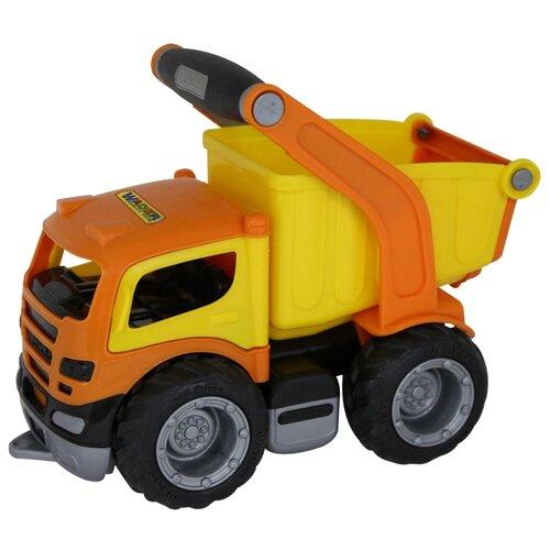 Купить Грузовик Wader Грип Трак (37428) 26 см, Машинки и техника