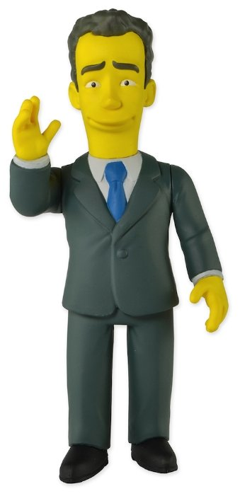 Фигурка NECA The Simpsons - Том Хэнкс 16002