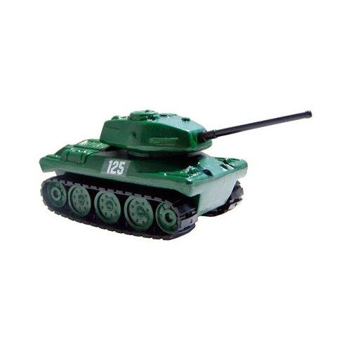 Купить Танк Форма Патриот Танк III (С-173-Ф) 18 см зеленый, Машинки и техника