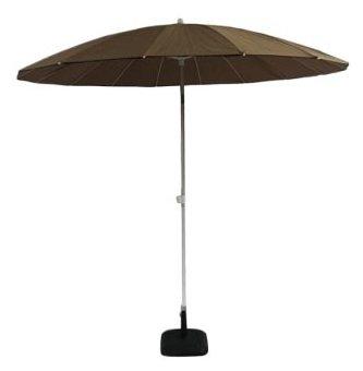 Зонт Green Glade 2071 купол 240 см, высота 230 см