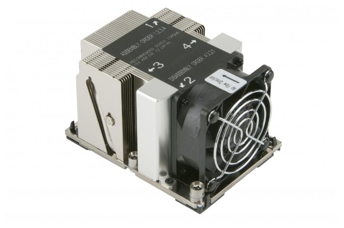 Supermicro Кулер для процессора Supermicro SNK-P0068APS4