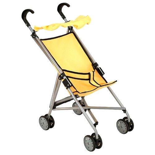 Прогулочная коляска Buggy Boom Mixy 8004 желтый buggy boom коляска для кукол buggy boom infinia трансформер салатовая