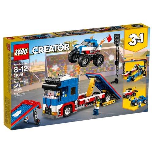 Купить Конструктор LEGO Creator 31085 Мобильное шоу, Конструкторы