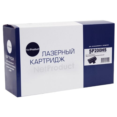 Фото - Картридж Net Product N-SP200HS, совместимый картридж net product n ce401a совместимый