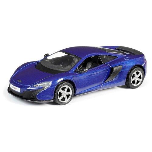 Купить Легковой автомобиль RMZ City McLaren 650S (554992) 1:32 12.7 см синий, Машинки и техника