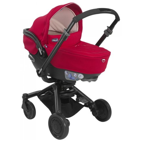 Универсальная коляска Chicco Trio I-Move fire коляска трехколесная i likebaby babyboom