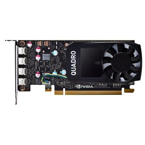Видеокарта PNY Quadro P620 PCI-E 2.0 2048Mb 128 bit (VCQP620DVI-PB) Retail