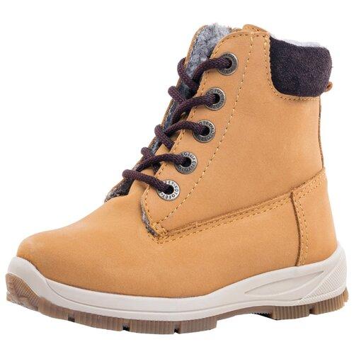 Ботинки КОТОФЕЙ размер 29, желтый